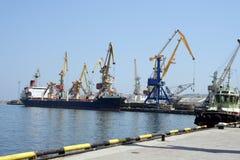 Seehafen Lizenzfreie Stockfotos