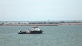 Seehafen des Kaspischen Meers von Bautino 25 fps stock video footage