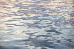 Seehintergrund und leerer Bereich für Text, der Naturhintergrund, der langsamem Leben im Feiertag glaubt, entspannen sich Hinterg Stockfoto