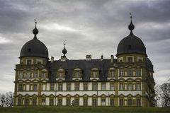 Seehof Palace in Memmelsdorf. Near Bamberg Germany Stock Images
