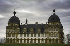 Seehof-Palast in Memmelsdorf Stockbilder