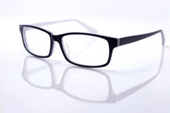 Seeing glasses  on white background Royalty Free Stock Images