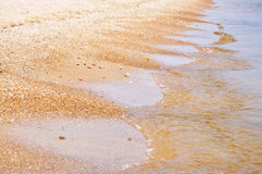 Seeküste Stockfoto