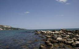 Seeküste Lizenzfreies Stockfoto