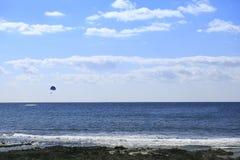 Seeküste von Teneriffa Kanarische Inseln Lizenzfreies Stockfoto
