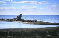 Seeküste von Teneriffa Kanarische Inseln Lizenzfreie Stockbilder