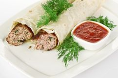 Seekh Kabab Stock Photos