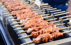 Seekh kabab Stock Photos