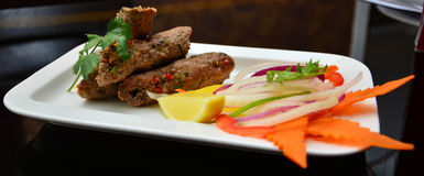 Seekh Kebabs Stock Photo