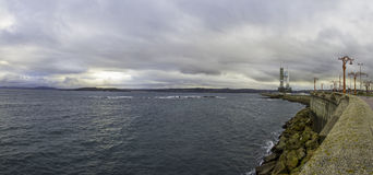 Seekontrollturm Lizenzfreies Stockbild