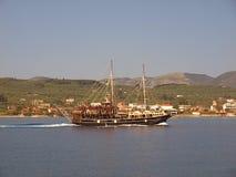 Seekreuzfahrt Stockfotos