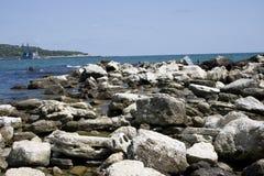 Seeküste Lizenzfreie Stockfotografie