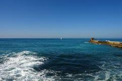 Seelandschaft Stockfotografie