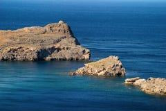Seelandschaft Stockfoto