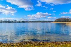 Seelandschaften Lizenzfreies Stockbild