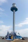 Seeleben Weymouth-Turm Stockbild