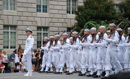 Seeleute Lizenzfreie Stockfotografie