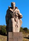 Seeleute der russischen Revolution Stockbilder
