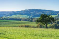 Seelitz landskap Arkivbilder
