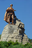 Seelow纪念碑 库存照片