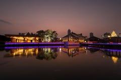 Seema Malaka świątynia Kolombo w Sri Lanka Obrazy Royalty Free