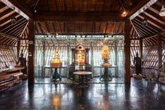 Seema Malaka Gangaramaya Temple stockfoto