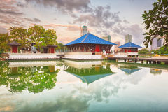 Seema Malaka-Tempel lizenzfreie stockbilder
