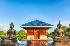 Seema Malaka temple Royalty Free Stock Images