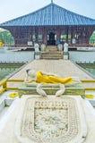 Seema Malaka Temple in Colombo stockfotografie