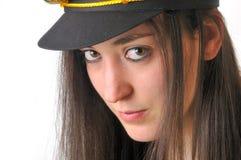 Seemannmädchen Stockbild