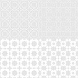 Seemless achthoek Stock Illustratie
