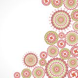 Seemless pattern background Royalty Free Stock Images