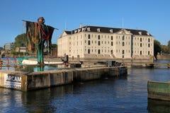 Seemuseum, Amsterdam, die Niederlande Stockbilder