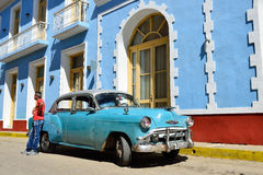Seen Cuba with eyes of the tourist stock photo