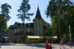 Seen summer Jurmala Stock Photography