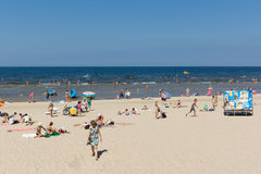Seen summer Jurmala Stock Images