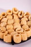 Seepu Seedai - South Indian Snack. Royalty Free Stock Photo