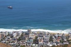 Seepunkt, Kapstadt, Südafrika Stockbilder