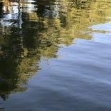 Seereflexions-Flussreflexionen Lizenzfreies Stockfoto