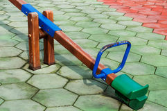 Seesaw Royalty Free Stock Photos