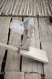 Seesaw board Stock Images