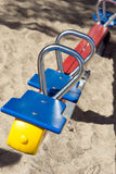 Seesaw Stock Photography