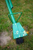 Seesaw seat Royalty Free Stock Images