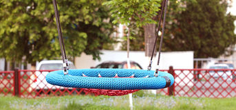 Seesaw, swing Royalty Free Stock Photos