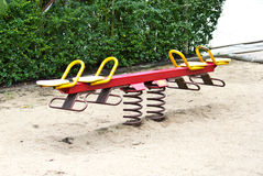 Seesaw Stock Image