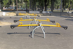 Seesaw Stock Photo