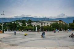 Seeseite von Jalta stockbilder
