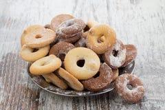 Seet fresh cookies Royalty Free Stock Photos