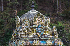 Seetha Amman Hindu temple, Sri Lanka Royalty Free Stock Images