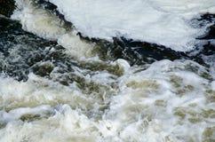 seething water Στοκ εικόνα με δικαίωμα ελεύθερης χρήσης